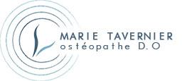 Marie Tavernier osteopathe